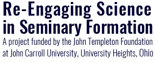 Science and Faith in Seminary Formation Logo